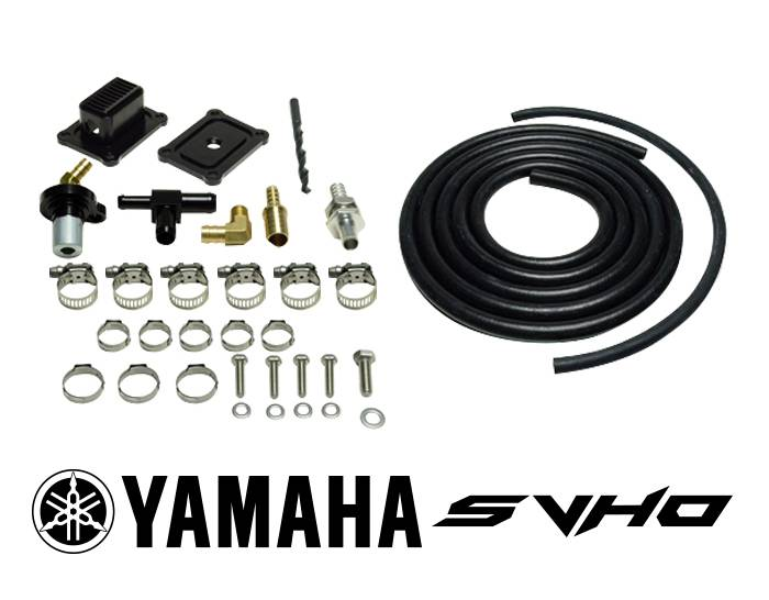 Riva Yamaha SVHO Engine Cooling Upgrade Kit