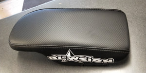 Blowsion Carbon Chin Pad - Yamaha Superjet 96+ / Kawi Conversions (All Black)