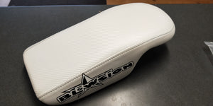 Blowsion Carbon Chin Pad - Yamaha Superjet 96+ / Kawi Conversions (All White)