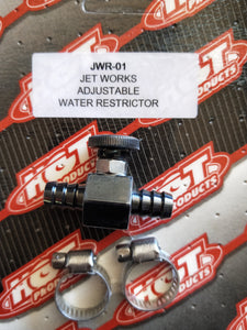 Adjustable Water Restrictor