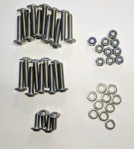 PWC Bracket Stainless Bolt Set