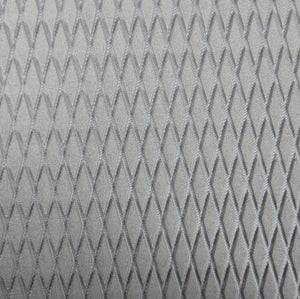 "Hydroturf Sheet - 40"" x 62"" - Light Grey Moulded Diamond"