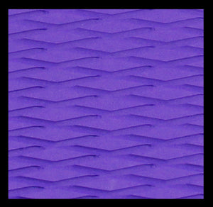 "Hydroturf Sheet - 40"" x 62"" - Purple Cut Diamond"