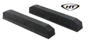 "Hydro Turf Side Lifter Wedges - 2"" x 2"" x 13"" Chamfered"
