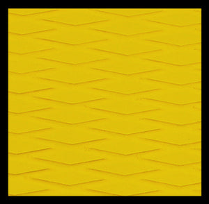 Hydroturf Sheet - Yellow Cut Diamond