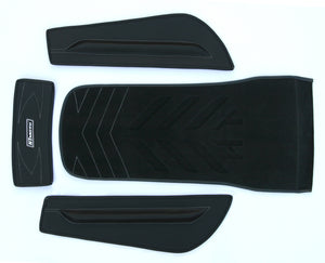 HT Premier Kawasaki 800 SXR Stitched Mat Kit w/ Lifters for use w/ OEM Rail Caps