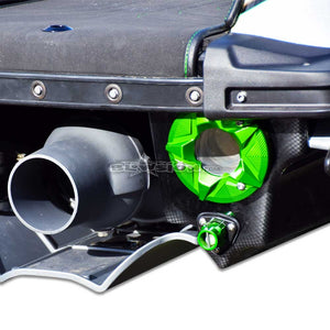 Blowsion Billet Exhaust Nozzle - Kawasaki SXR
