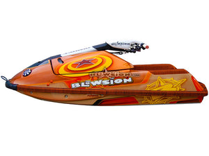 "Blowsion ""Tubbies"" Destroyer Sponsons - Superjet 2008+ / FX-1 - Black"