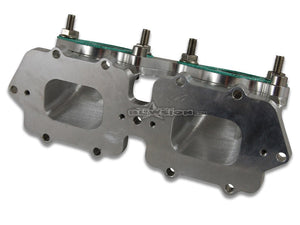 DASA Billet Dual Intake Manifold without V-Force 3 Reeds