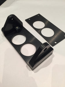 Cold Fusion Twin Breather Pole Bracket (Superjet/Rickter, Lowered)