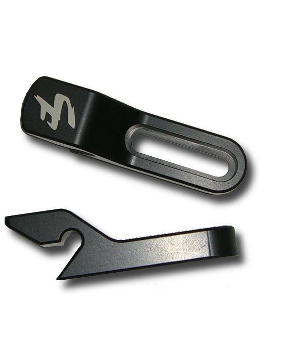 Cold Fusion Hood Hooks Hull Side (pair) - After-Market Hull