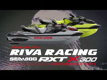 Load and play video in Gallery viewer, Riva Sea Doo 2020+ RXT/GTX 300 & 2021+ RXP Power Filter Kit