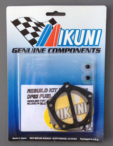 Mikuni Fuel Pump DF62-706 Rebuild Kit