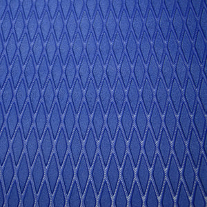 Hydroturf Sheet - Royal Blue Moulded Diamond