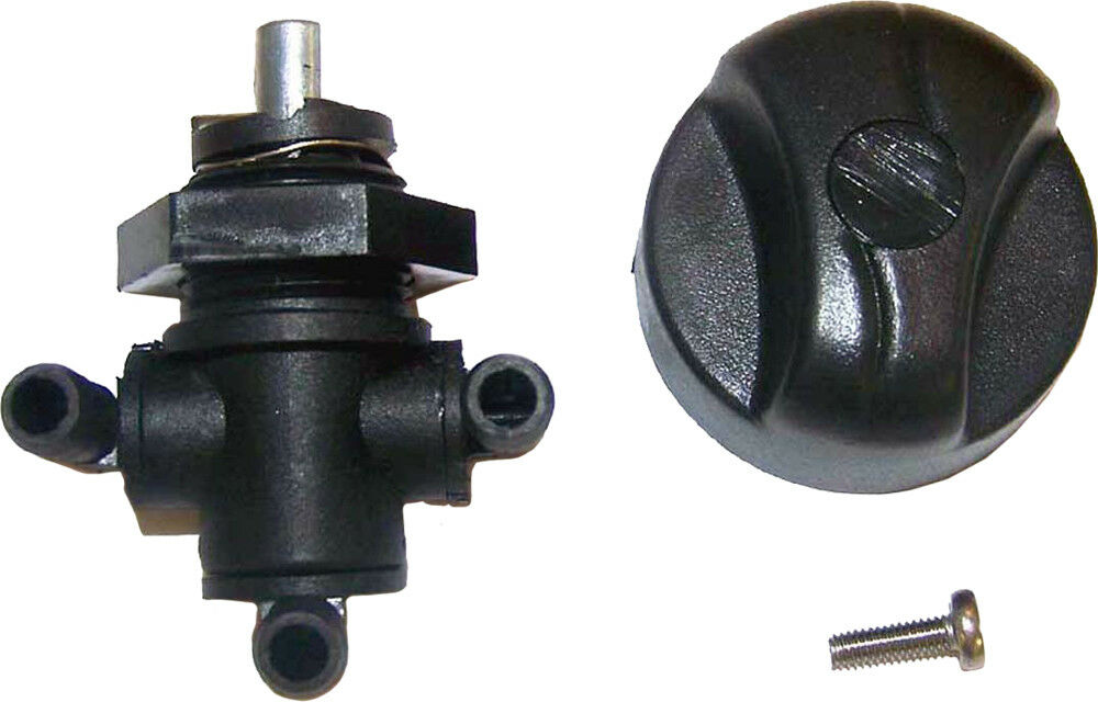WSM Sea-Doo Fuel Valve with Knob