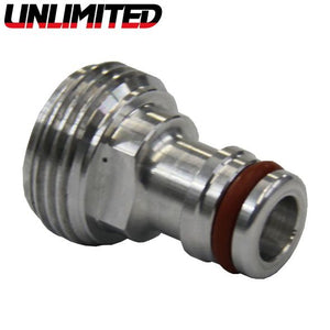 UNLIMITED PWC Billet Flush Adapter