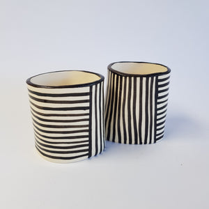 Stripy Planter
