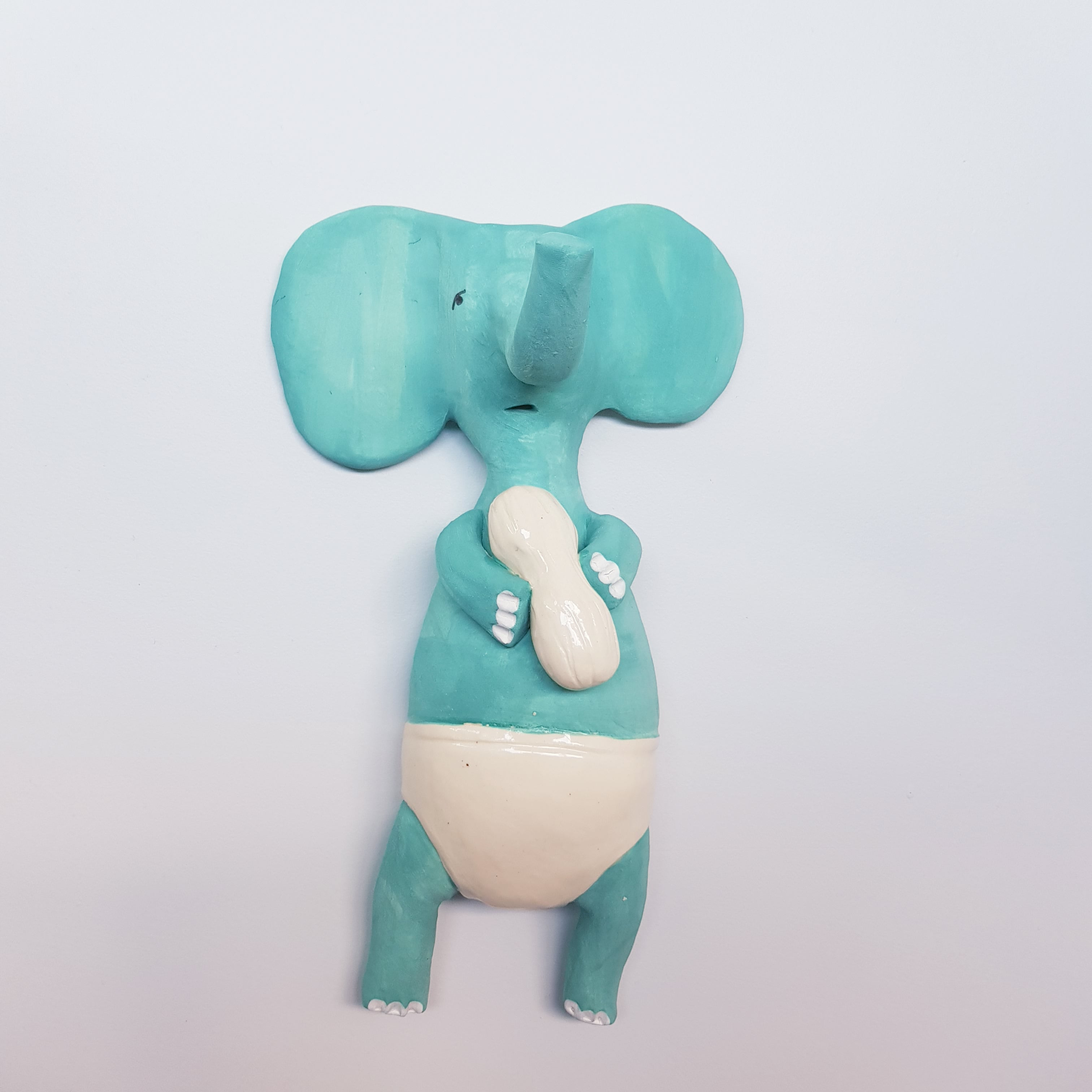 Elephant in Underpants