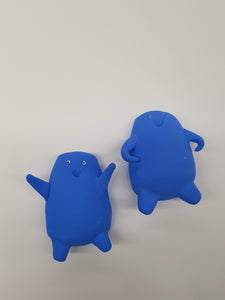 Blue Blobs