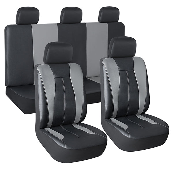 Autojoy Universal PU Leather Car Seat Covers Online Ford Car Seat Covers