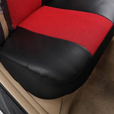 Autojoy Breathable Car Seat Cover PU Leather Ford Car Seat Covers Online
