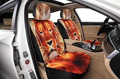 Velvet Comfortable Car Front Seat Covers
