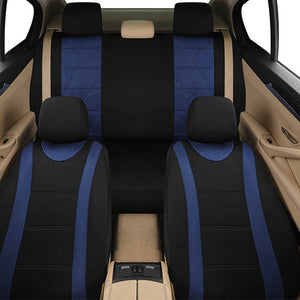 Autojoy Universal Elastic Car Seat Covers Extremely Breathable