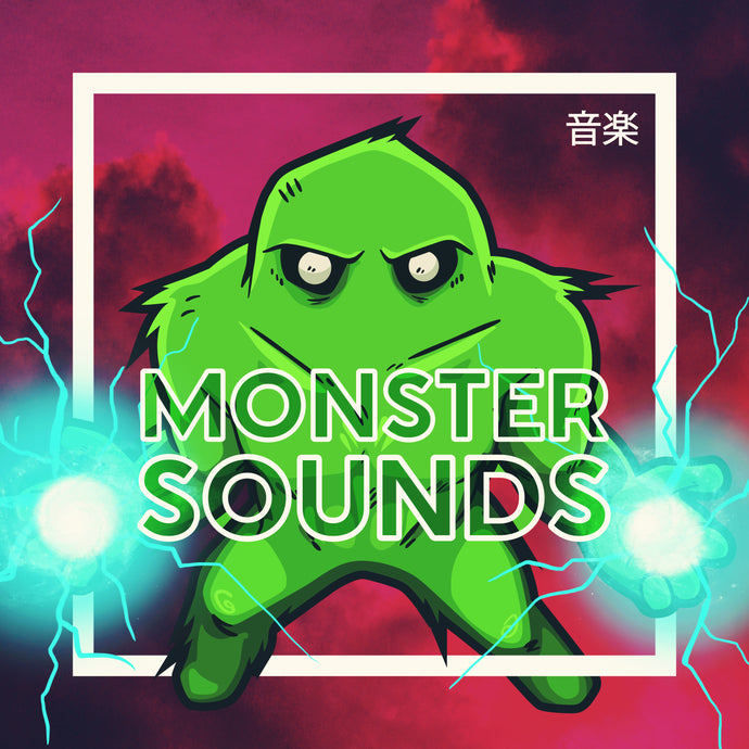 Monster Sounds Vol 2 DELUXE EDITION