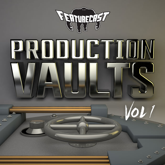 Featurecast - Production Vaults Vol 1 - SAMPLE PACK ONLY