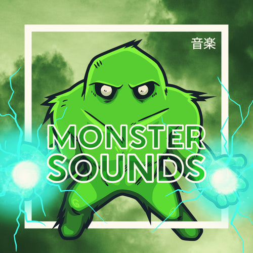 Monster Sounds Vol 1 (DELUXE EDITION)