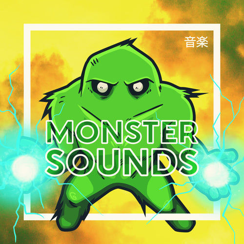Monster Sounds Vol 3 DELUXE EDITION