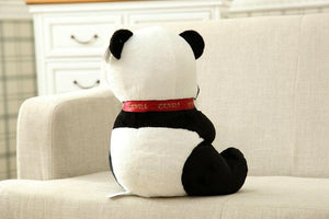 25cm small size mother and child panda cartoon bear stuffed plush doll Toys > Plush Toys > Animal Plush Toys > Bear Plush Toys - KidNappy
