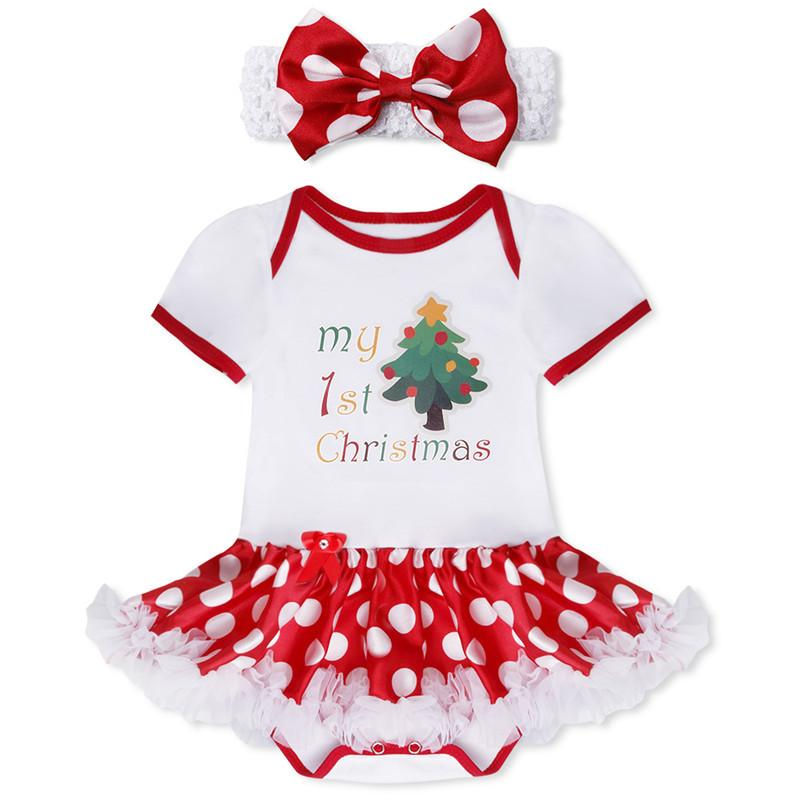 4 color my first christmas costumes infant toddler baby girls christmas outfits newborn christmas romper set