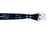 Loop-It™ Lanyard - Navy Blue
