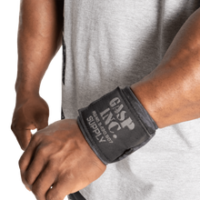 "Load image into Gallery viewer, Heavy Duty Wrist Wraps 18"" (Dark Camo)"