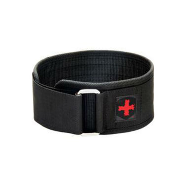 HARBINGER 4 Inch Pro Nylon Lifting Belt