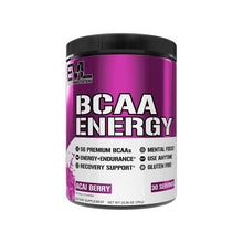 Load image into Gallery viewer, BCAA Energy, 30 Servings FREE MixMaster Shaker