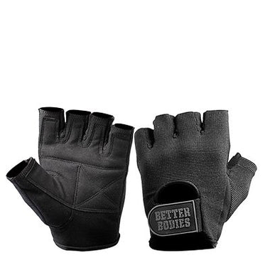 Basic Gym Gloves (Black)