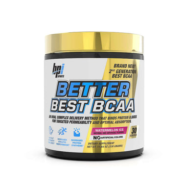 Better Best BCAA, 30 Servings