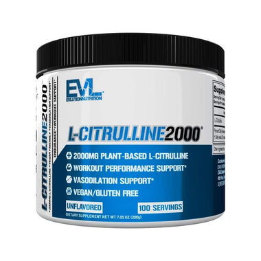 L-Citrulline, 100 Servings