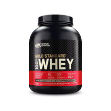 Load image into Gallery viewer, 100% Gold Standard Whey Protein, 5lbs