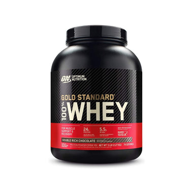 100% Gold Standard Whey Protein, 5lbs