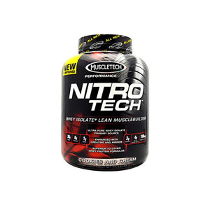 Nitro Tech Performance Series, 4lbs