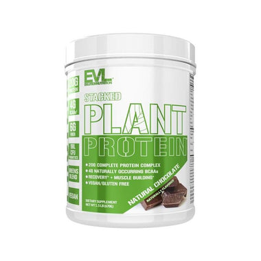 Stacked Plant Protein, 1.5lbs