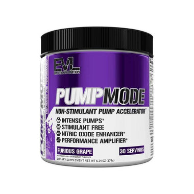 PumpMode, 30 Servings