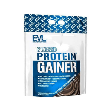 Stacked Protein Gainer, 12lbs