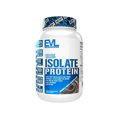 100% Isolate Protein, 1.6lbs