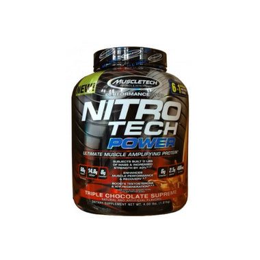 NITRO-TECH Power, 4lbs