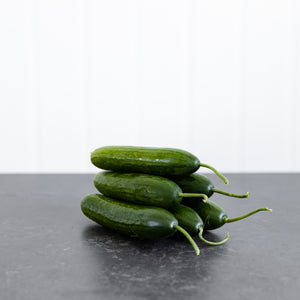 SPECIAL Cucumber Lebanese 1kg Bags