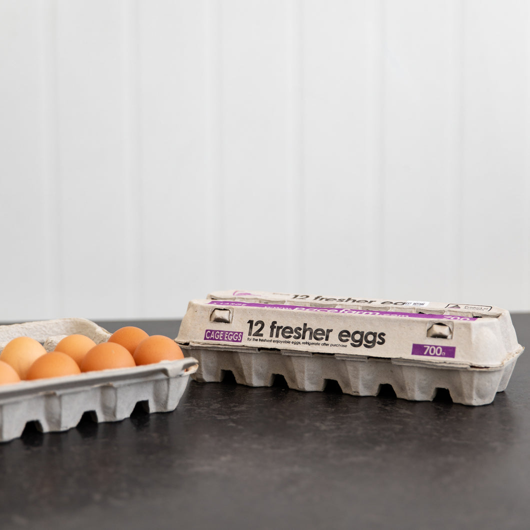 Eggs 700g Pace Caged